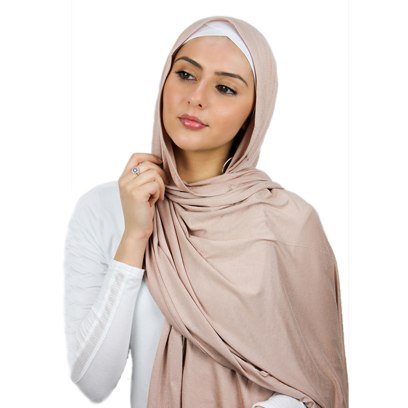 Wholesale high quality <strong>scarves</strong> Arab Dubai Muslim hijabs luxury soft premium stretch stoles cotton jersey <strong>scarf</strong> for women