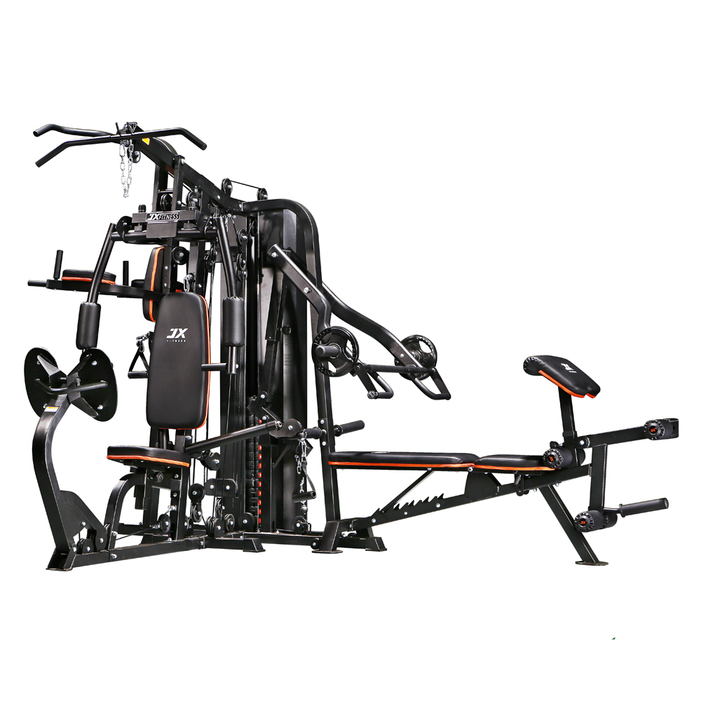 Home gym fitness equipment exercise machine