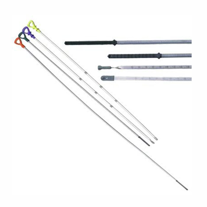 4pcs Oil and Transmission Dipsticks for Merc-edes Be-nz 140 589 15 2100 /168 589 <strong>01</strong> 2100 /120 589 07 2100/120 589 06 2100