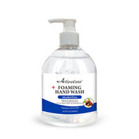 Factory price antibacterial Foaming hand wash 500ml, kill 99.99% of most germs