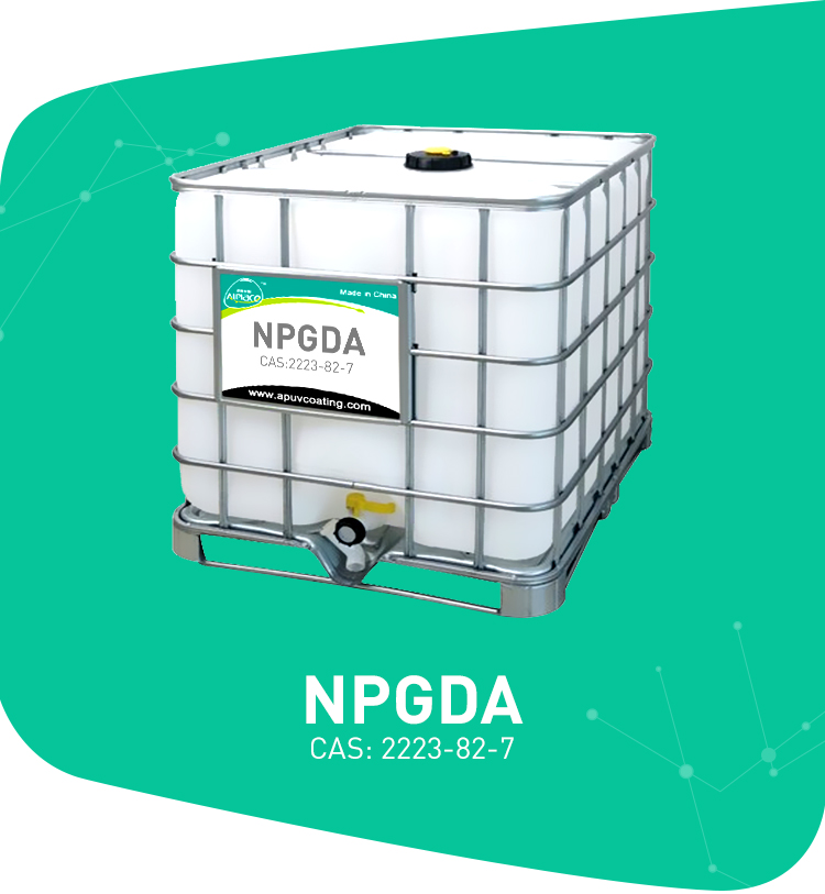 99% high purity Neopentyl glycol diacrylate NPGDA 2223-82-7