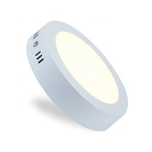 Best price smd 2700k-6500k AC175-265V 24W ultra thin <strong>flat</strong> surface mounted led panel light