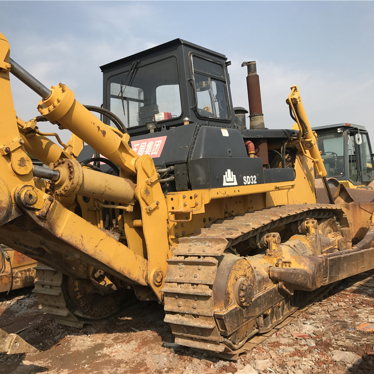 New arrival SHANTUI SD32 SD22 SD16L <strong>Bulldozer</strong> Good condition Cat D8K D8L D8R Crawler <strong>Bulldozer</strong> D85P D85-21 <strong>D155A</strong> DOZER