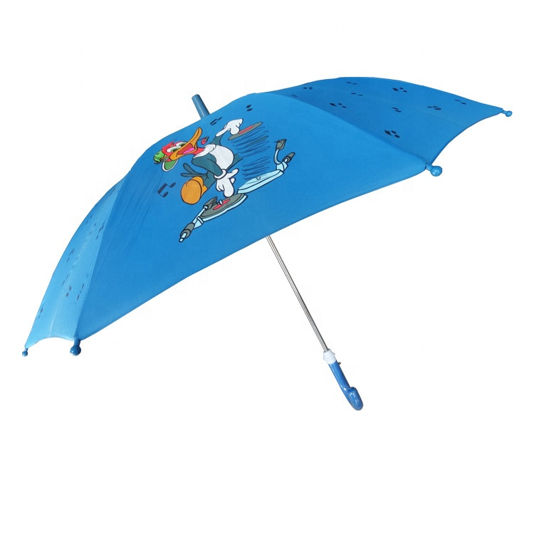 <strong>21</strong> inch auto open full color custom personalized kid umbrella for branded company