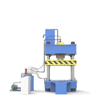 steel reducer and cap cold forming hydraulic press machine