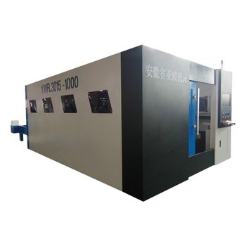 AHYW-Anhui Yawei Fiber laser cutting machine with Raycus source