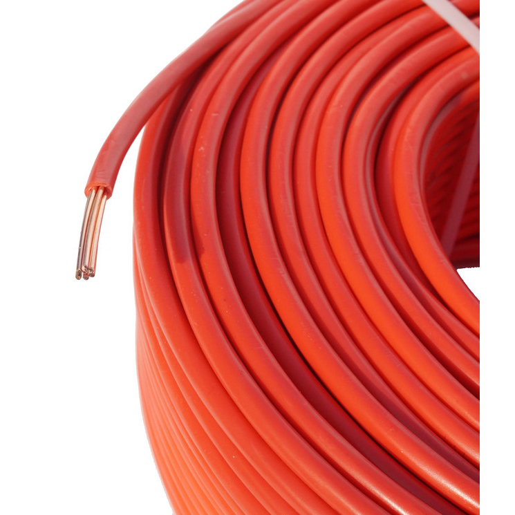 BV 10 electrical copper power <strong>cable</strong> h07vk 10mm2 PVC insulated <strong>cable</strong>