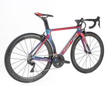 The cheapest price tHolographic Frame SHlMANO <strong>105</strong> R7000 22-Speed Carbon Fiber Road Bike with Carbon Rim (006)