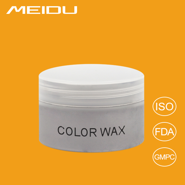 Private Label Gray Hair Color WAX