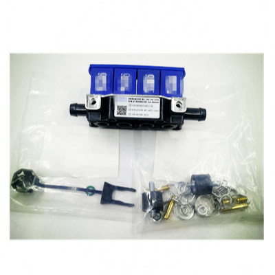 OMVL style CNG/LPG Rail Injector for autogas conversion kit Modified equipment