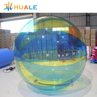 2m Huale Inflatable Water Ball Human Hamster Ball Water Walking Ball