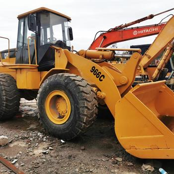 Used construction Machinery Caterpillar 966C wheel loader CAT 966E 966F 966G 966H