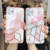 Girls Fashion Cases for iPhone Marble Floral Case for iPhone 11 2020 Luxury Mobile Cover
