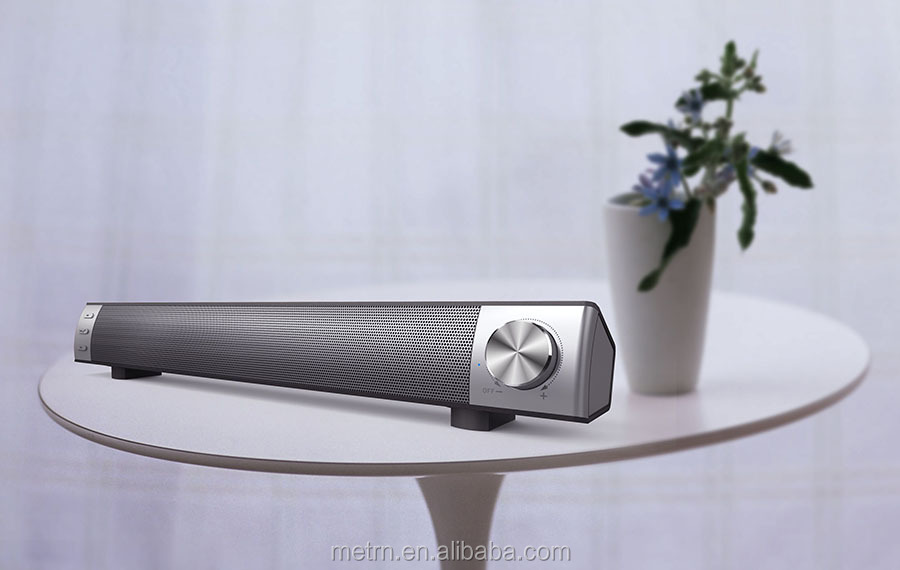 new stereo system wireless Sound Bar 10w for home theatre