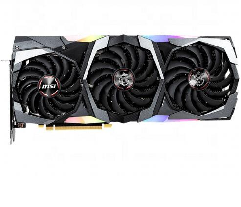 Gaming And Graphics Card MSI GeForce SUPER G RTX 2080AMING <strong>X</strong> TRIO For Sales