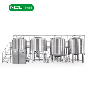 5000L beer brew equipment product line for commercial used