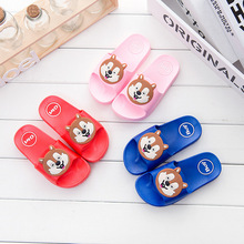2019 new children's shoes cartoon cute children's <strong>slippers</strong> home breathable non-slip beach shoes children's <strong>slippers</strong>