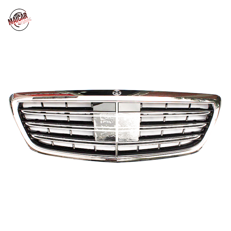 W222 S class to s65 grille for Mercedes-Benz S-class body parts w222 2013