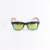 Classic Vintage Brand Design Custom Shades Logo CE UV 400 Printed Sunglasses