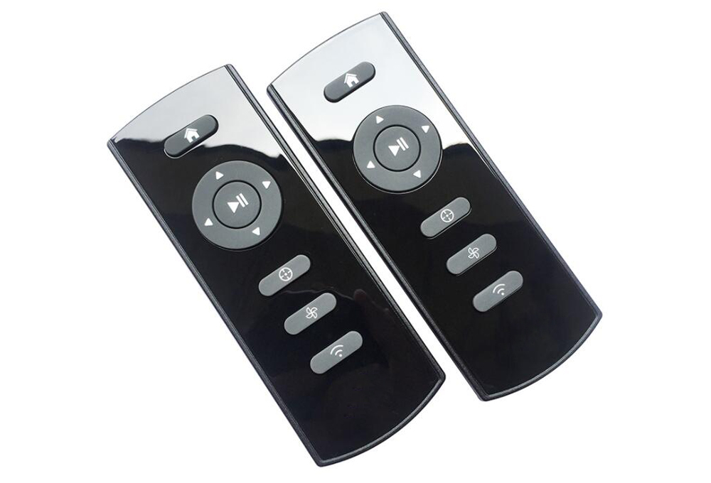 Top Quality 2.4G  Black Remote Control 9 Keys Remote Control for Lamps Air Conditioner TV Box Support Customize