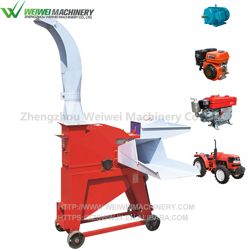 Weiwei machine new design chicken feed processing machines