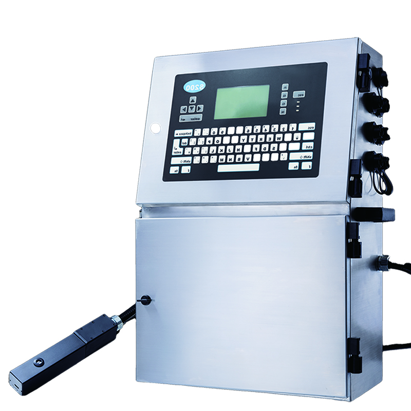 Faith Barcode QR Glass Bottle Expiry Batch Date Code Printing Machine Touch <strong>Screen</strong> CIJ Portable Inkjet Printer