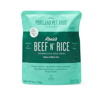 Rosie's Beef N' Rice Homestyle Dog Meal