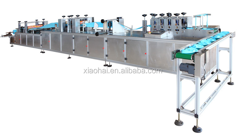 XH-TOZ Clothe Doctor Cap Making Machine