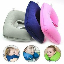 Cheap Travel Kit 3 in <strong>1</strong> combo Set Neck Rest Eye Mask &amp; Ear Bud Travel sleeping Pillow