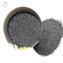 Black silicon carbide 90% for refractory With OEM Service