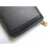 Croco texture Pu leather zipper around wallet for lady custom Logo