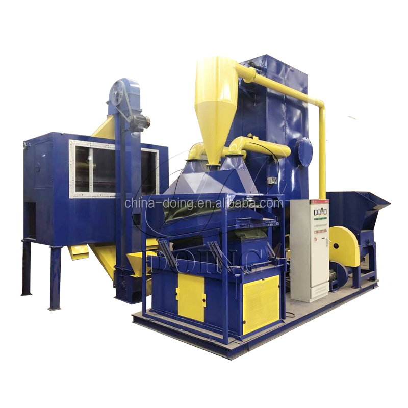Cheap copper wire granulator machine mini copper wire recycling <strong>equipment</strong> for sale