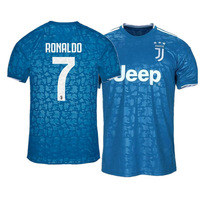Juventus Jersey 2019-2020 New season home football suit custom away football shirt Thai version quality
