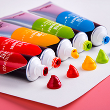 Professional 24 colour acrylic <strong>paints</strong> set