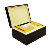 New Design Christmas Gift Wealthy Trader Perfume Box