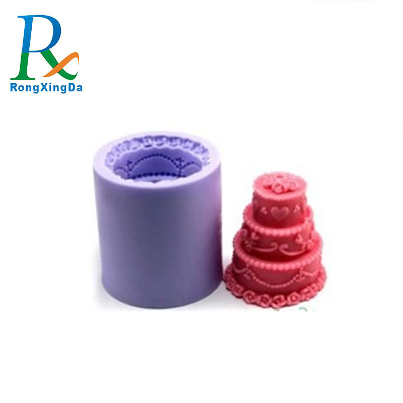 Hot selling price of liquid silicone rubber for soap, candle molds