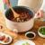 4 Liter 600W - 1200W 110V/220V Pop Sale Large Stew Pot Thailand Best Quality Electric Multi Cooking Pot