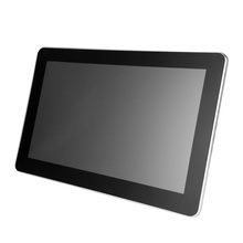 cheap Widescreen Display IP65 waterproof 15.6 inch touch screen <strong>monitor</strong> with HD-MI VGA USB DVI interface