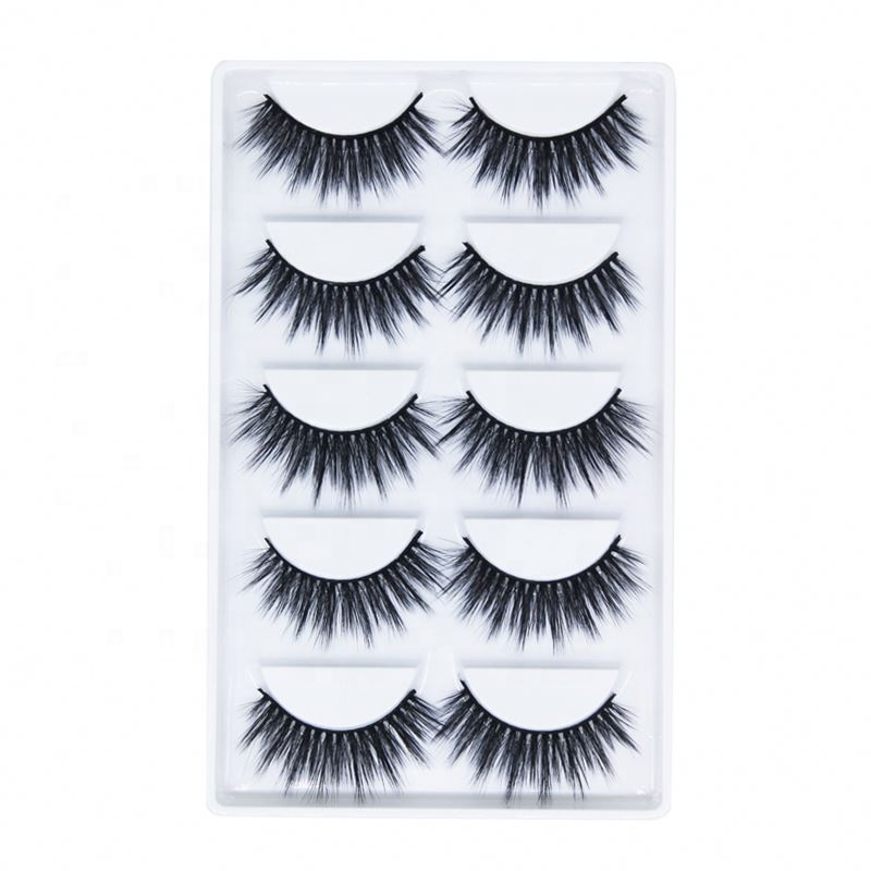 High Quality Silk <strong>Material</strong> 3D Synthetic Mink Silk Eyelashes