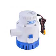 Sailflo New 4000GPH Water SubmersibleRV Boat Marine Plumbing Electric Bilge Pumps
