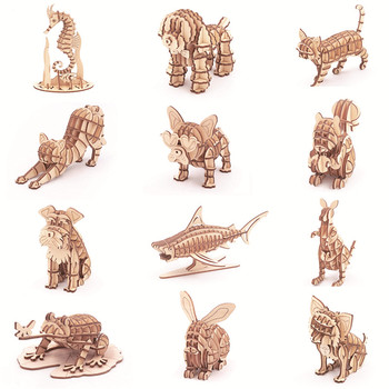 2020 Amazon Hot Sell Sea Horse designer charms for diy wooden puzzle making products novels Wholesale for Adults and Children