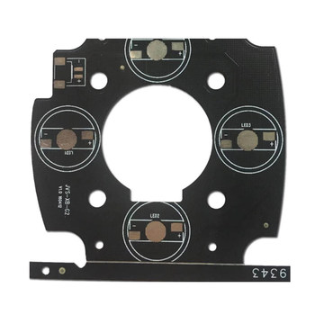 Smart Rear camera monitoring circuit board proofing Manufacturer custom LED aluminum circuit board