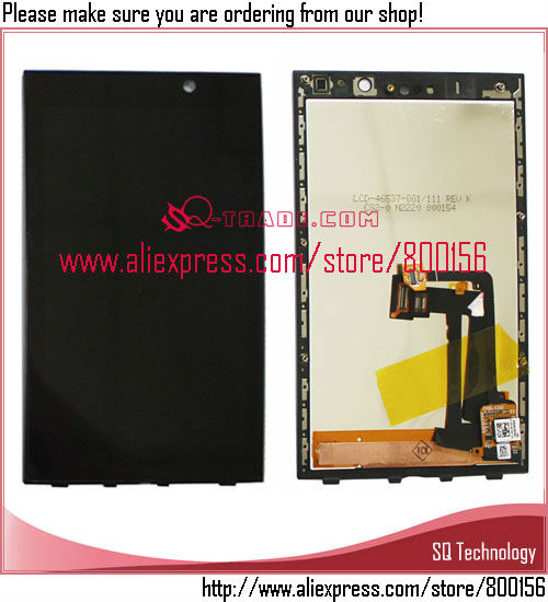 Black color mobile parts <strong>lcd</strong> for <strong>BlackBerry</strong> <strong>Z10</strong> 3G <strong>lcd</strong> touch screen digitizer