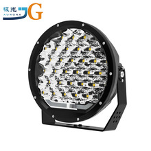 "wholesale price 7"" 9"" Inch 96w 160w 185W 225w Red Black Round High Power LED Driving light for off-road 4x4 4WD"