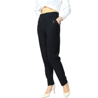 Bamboo Charcoal Lady Casual Pants Women's Trousers