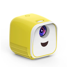 Mini Portable <strong>Projector</strong> L1 Eye Protection Cute children <strong>projector</strong> Best Gift for kids enjoy Family Time