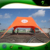 Hot-Selling Customized Durability Double Star Tent Shape Folding Tent