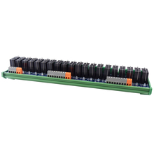 20-Channel 1NO 1NC 5 Pins Electromagnetic Relays Hongfa Relay Module JQX-115F <strong>12</strong>/24VDC Relays for Parking System