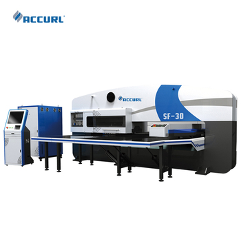 Accurl CNC Turret Punching Machine/Automatic Hole Punching Machine/CNC Punch Hydraulic Press Price