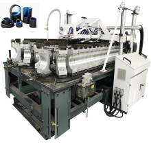 PE double corrugated tube extruding machine double wall corrugated pipe making <strong>line</strong>